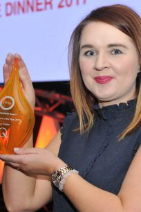 Student of the year honoured as HFMA celebrates qualifications landmark