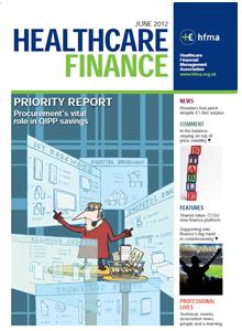 Healthcare Finance June 2012