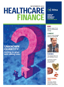 Healthcare Finance November 2012