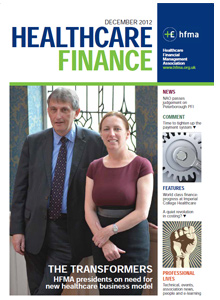 Healthcare Finance December 2012