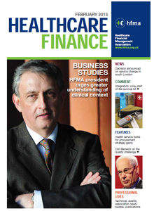 Healthcare Finance February 2013