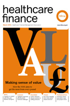 Healthcare Finance March 2015