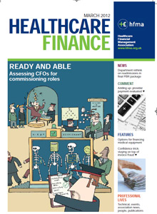 Healthcare Finance March 2012