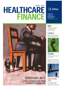 Healthcare Finance April 2012